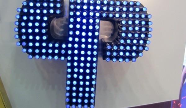 Буквы объемные светодиодные
