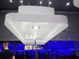 Светильник потолочный для ресторана