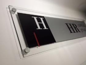 Таблички в офис