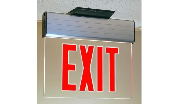 Табличка световая для торгового комплекса