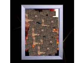 Фреймлайт  - тонкая световая панель с клик профилем