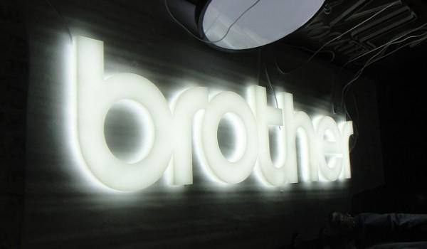 Буквы световые на магазин