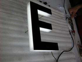 Буквы световые из акрила