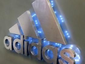 Буквы световые из стали