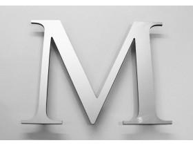 Буквы плоские из нержавеющей стали