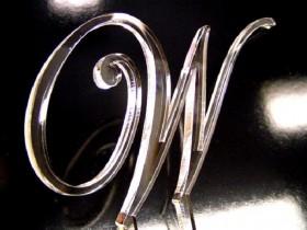 Буквы из акрила