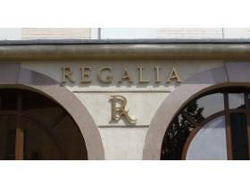 Буквы объемные на фасад здания